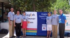 Hasta hoy docentes de inglés pueden postular al English Summer town 2015 más info AQUI