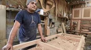 Postula a la Beca Carpintería Avanzada para la construcción estructural en madera