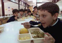 Programa de Alimentación Escolar 2018